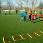 Voetbalclinic 15.02.2015 PVC