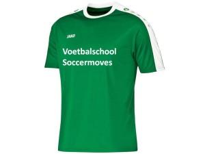 Voetbalschool Soccermoves shirt