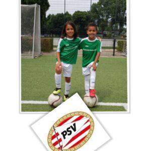 Rayan en Ismail psv