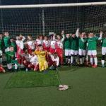 FC Utrecht tegen Soccermoves foto